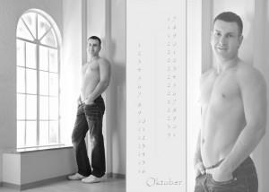 Erotik – Mann vor Fenster