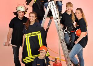 Familie Feuerwehr