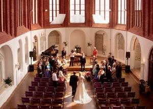 Trauung in der Katharinenkirche Stendal