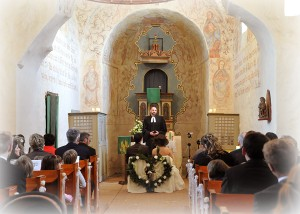 kirchliche Trauung Winterfeld