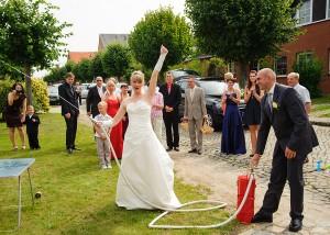 Hochzeit Gäste Spiele