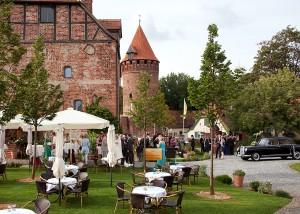 Sektempfang Schlosshotel Tangermünde