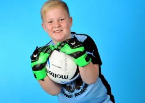 Portrait Fußballer