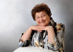 Portrait – Frau Großmutter