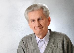 Portrait – Mann Großvater