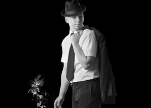 Portrait – Mann Gentleman