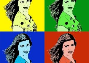 "Pop Art ""Andy Warhol"""