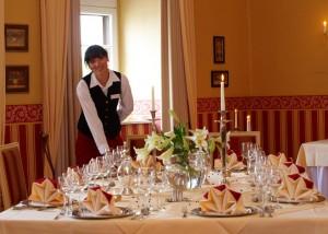 Werbefotografie Innenaufnahme Schlosshotel Tangermünde