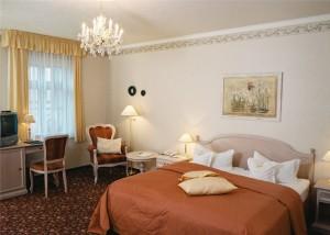 Werbefotografie Schlosshotel Tangermünde Hotelzimmer