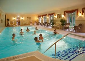 Werbefotografie Schlosshotel Tangermünde Pool
